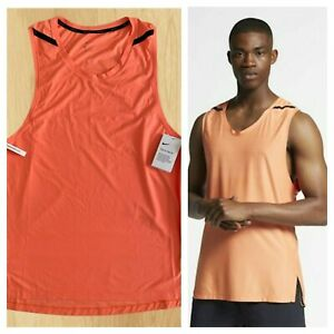 $65 Nike Dry MX Tech Pack Training Tank Top Mens Sz Medium AR0198 882 $27.50