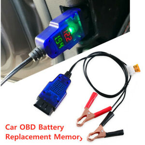 OBD Replace Hand Tool OBD Car Memory Saver Car Battery Replacement Memory Safe $18.95