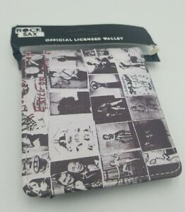Rock Sax The Rolling Stones Exile on Main Street Official Licensed Wallet