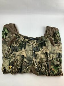 Scent Blocker 2XL System Layer Three Mossy Oak Camouflage Camo Hunting Pants