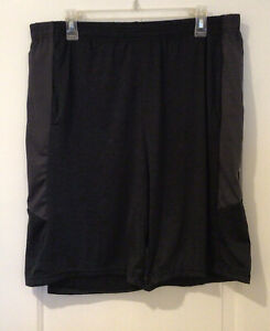 5 Pack Amazon Real Essentials Mens Dry Fit Shorts Sz 2xl $20.00