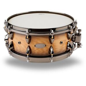 Orange County Drum amp; Percussion Maple Snare 14 x 6 in. Natural Black Burst $195.49
