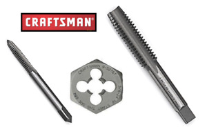 New Craftsman Tap or Die Choose any Size SAE or Metric Fast Shipping