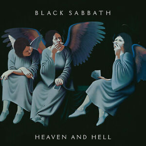Black Sabbath *** Heaven and Hell Deluxe Edition **BRAND NEW 2 CD SET $20.88