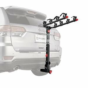 Allen Sports Deluxe Locking Quick Release 4 Bike Carrier for 2 in. Hitch Mod... $180.48