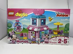 Brand New Sealed Lego Duplo Minnie Mouse Daisy Duck Bow tique 10844 $119.00