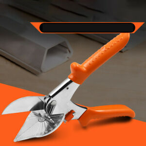 Multi Angle Mitre Shear Cutter Including Spare Blade 45 Degree To 135 Degree $14.19