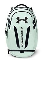 Under Armour Hustle Backpack Seaglass Blue $30.00