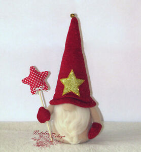 Scandinavian Christmas Norwegian Gnome Hygge Winter Holiday Home Decoration