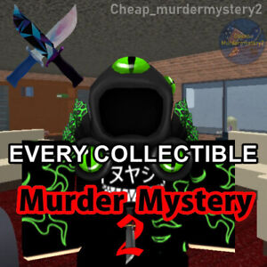 💰CHEAP💰 MM2 SUPER RARE COLLECTIBLES ROBLOX *FAST DELIVERY* Read Description