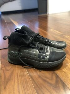 Under Armor Shoes Men Project The Rock 7.5 Green Camo $50.00