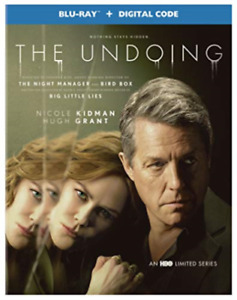 THE UNDOING Blu ray Digital New slipcover Sealed Free Shipping $14.99