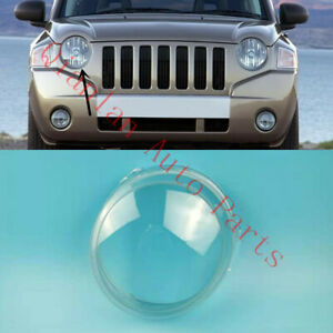 Replace Right Side Lucency Headlight Cover Glue For Jeep Compass 2007 2010 $95.99