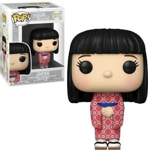 *READ PREORDER JULY August* Disney Parks Its a Small World Japan Pop Vinyl $16.99