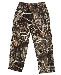 Drake MST Fleece Lined Pant Young Guns Youth Max 4 Size 8 100% WaterProof