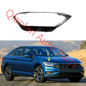 Replace Right Side Lucency Headlight Cover Glue For VW Volkswagen Jetta 2019 21 $119.99