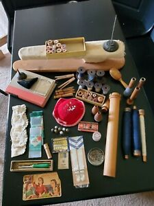 Vintage Sewing Items $50.00
