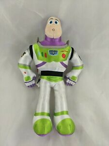 Toy Story Buzz Lightyear Plush 11 Just Play Stuffed Animal Toy $7.31