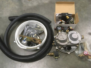 LPG Propane Conversion Kit best for Carbureted Engine
