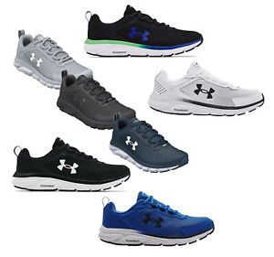 Under Armour UA Charged Assert 9 Running Shoe Athletic Sneaker 3024590 New 2021