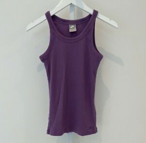 NIKE PINK COTTON TANK TOP SIZE S NWOTS