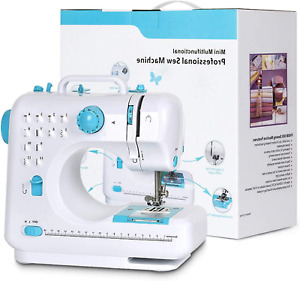 Sewing MachineCrafting Mending Mini Sewing MachinesWith 12 Built In Stitches P $69.35