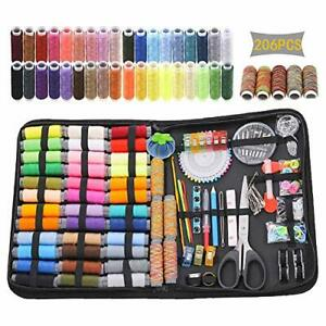 Large Sewing Kit206 Pcs Sewing Set Sewing Supplies with 41XLThread $26.65