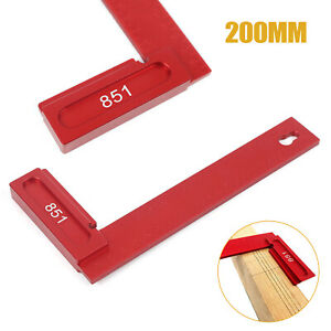Carpenter Tools Right Angle Clamps 90 Degree Positioning Square Woodworking Set $26.50