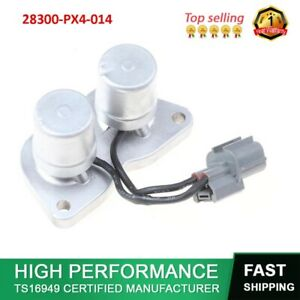 Transmission Lock up Solenoid Fits For Honda Accord 4 Cylinder 28300 PX4 014 $35.09