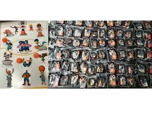 McDONALD#x27;S 2021 SPACE JAM PICK YOUR TOYS OR THE SET ON HAND