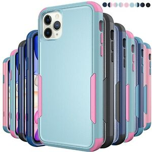 Shockproof Phone Case For iPhone 12 11 Pro Max Xr Xs Max 6 6s 8 7 Plus SE Cover $7.99