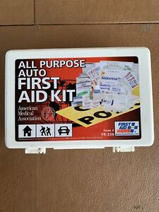 First Aid Only All purpose Small Kit Emergency Box $9.99