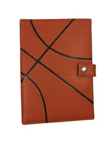 Basketball Themed Organizer with Notepad