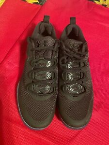 Under Armour Low Top UA Basketball Shoes Black Size 9.5 $24.99