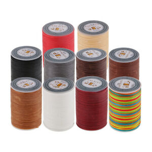 Heavy Sewing Thread 0.8mm Flat for Outdoor Sports Bags Tents Luggage 98 Yard $7.34