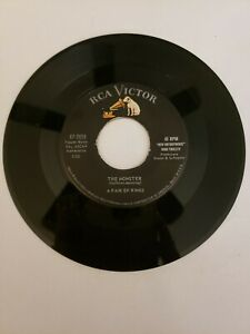 """A Pair of Kings The Monster RCA Victor 45RPM 7""""Single J625 $23.99"""