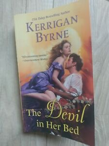 The Devil in Her Bed by Kerrigan Byrne 2 21 $2.00
