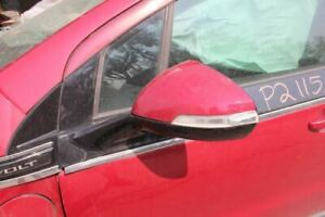 Driver Side View Mirror Power Heated And Turn Signal Fits 11 15 VOLT 516512 $95.00