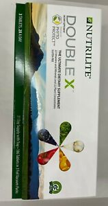 NUTRILITE DOUBLE X WITH CASE 30 DAYS SUPPLY $63.99