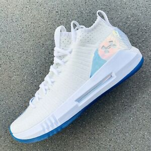 Under Armour Shoes Mens New Size 8 Athletic Training Heatseeker Basketball White $119.99