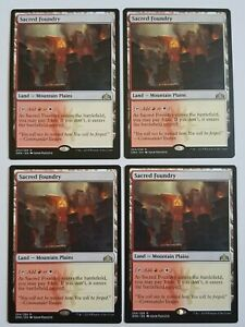 MtH Sacred Foundry ×1 #254 GRN NM FREE NEXT DAY SHIPPING 4 available