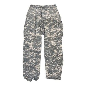 2005 ARMY MILITARY CAMO COMBAT CARGO TROUSERS PANTS DIGITAL SIZE W30 L31 GBP 29.99