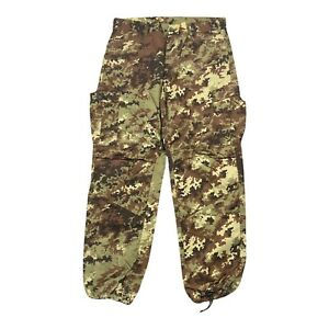 2011 ARMY MILITARY CAMO COMBAT CARGO TROUSERS PANTS DIGITAL SIZE W34 L31 GBP 29.99