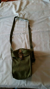Antique Authentic Vintage Military 1954 Us Army Pouch $15.00