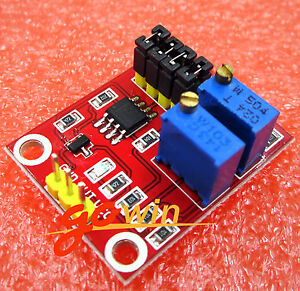 LM358 Adjustable Square Wave Module PulseUpgrade Frequency Duty Cycle $0.99