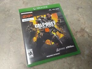 Call of Duty: Black Ops 4 Microsoft Xbox One Tested