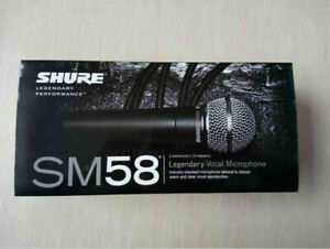 Shure SM58S Vocal Microphone with On Off Switch $74.99