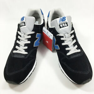 New Balance Used Sneakers Cm996 Psb Black Blue