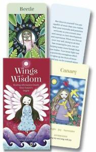 Wings of Wisdom Oracle by Alana Fairchild New Wrapped by Publisher $17.00