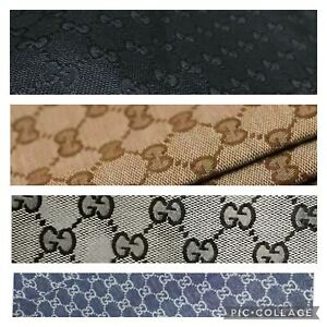 1 yard GG fabric for DIY Sewing Projects FAST SHIPPING Gucci style Upholstery $85.00